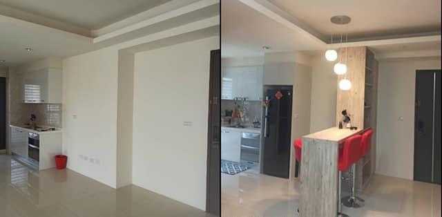 台中太平室內設計、裝潢、推薦、裝修、輕裝潢案例